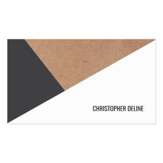 Branco cinzento legal moderno de papel de cartão de visita