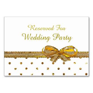 Branco e de partido ou de casamento do ouro