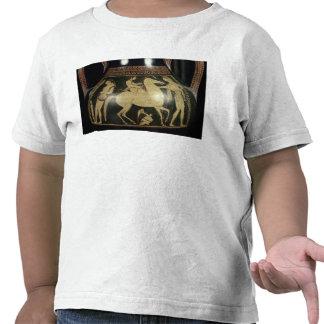 Branco-figura amphora do sótão tshirt