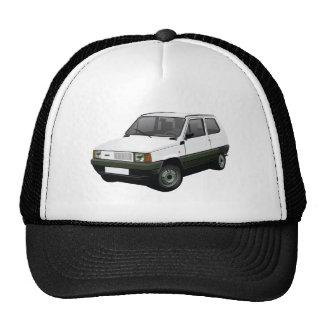 Branco mk1 de Fiat Panda 45 Boné