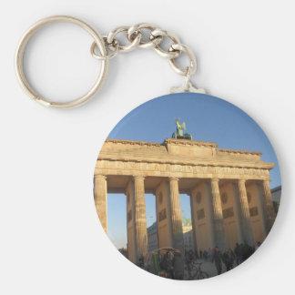 Brandenburger baliza chaveiro