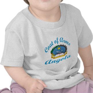 Brasão Angola T-shirt