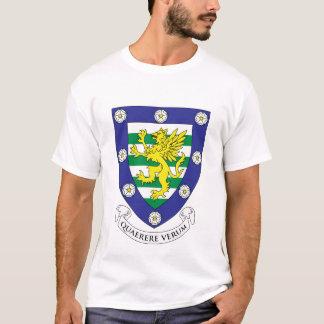 brasão da camisa tragando de Cambridge da