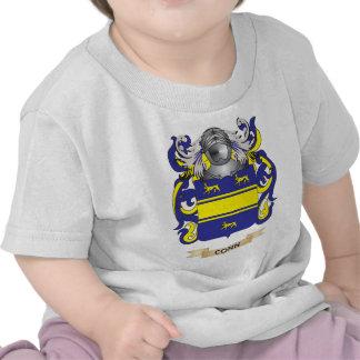 Brasão da conexão t-shirt