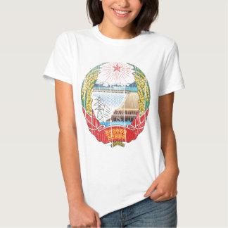 Brasão da Coreia do Norte Camiseta