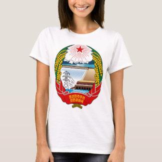 Brasão da Coreia do Norte Camisetas