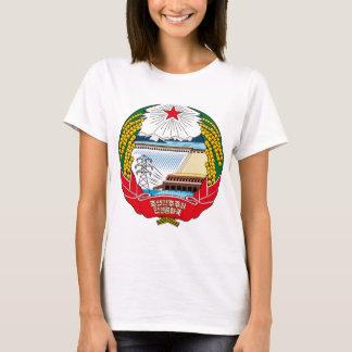 Brasão da Coreia do Norte T-shirts
