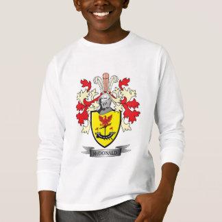Brasão da crista da família de McDonald Camiseta