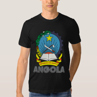 Brasão de Angola Tshirt