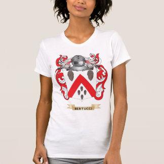 Brasão de Bertucci (crista da família) T-shirt