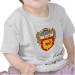 Brasão de Borges (envolvida) Camiseta