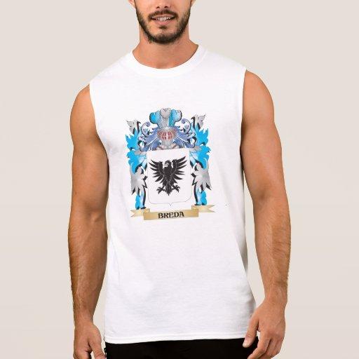 Brasão de Breda Camisas Sem Manga