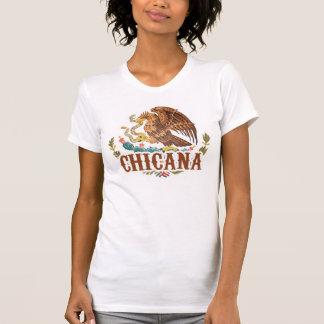 Brasão de Chicana México T-shirts