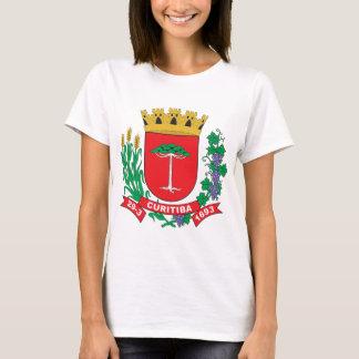Brasão de Curitiba Camiseta