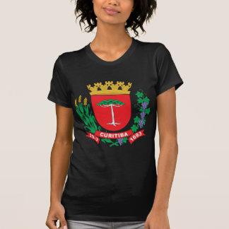 Brasão de Curitiba Tshirts