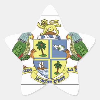 Brasão de Dominica Adesito Estrela