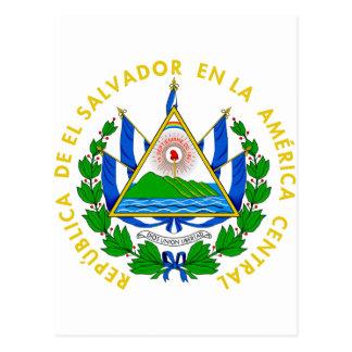 Brasão de El Salvador