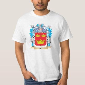 Brasão de Ely - crista da família Camisetas