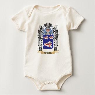 Brasão de Forbes - crista da família Macacãozinhos Para Bebê