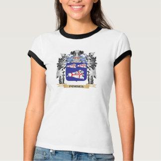 Brasão de Forbes - crista da família T-shirt