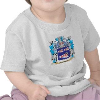 Brasão de Forbes - crista da família Camiseta