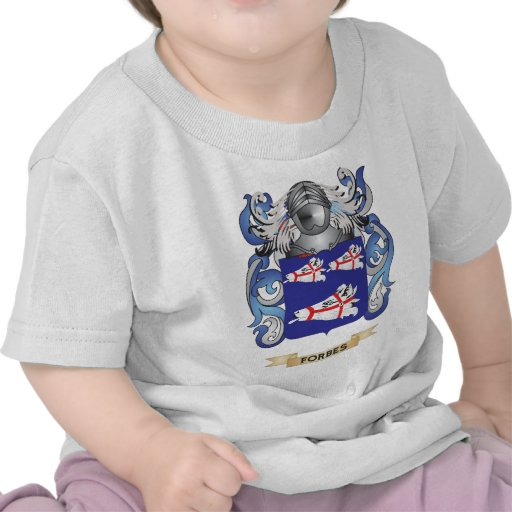Brasão de Forbes T-shirts
