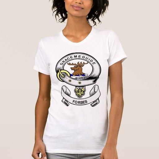 Brasão de FORBES Tshirts