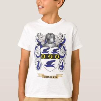 Brasão de Giorgetti (crista da família) Camisetas