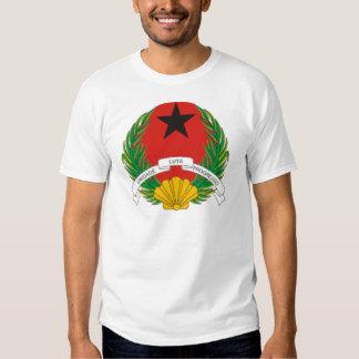 Brasão de Guiné-Bissau Camiseta