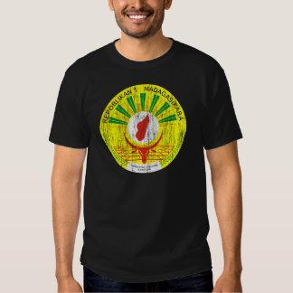 Brasão de Madagascar T-shirt