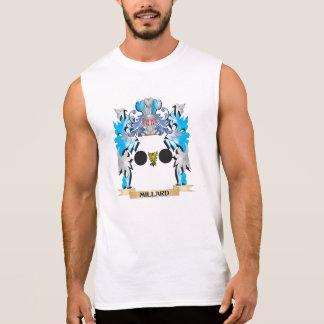 Brasão de Millard - crista da família Camisa Sem Manga