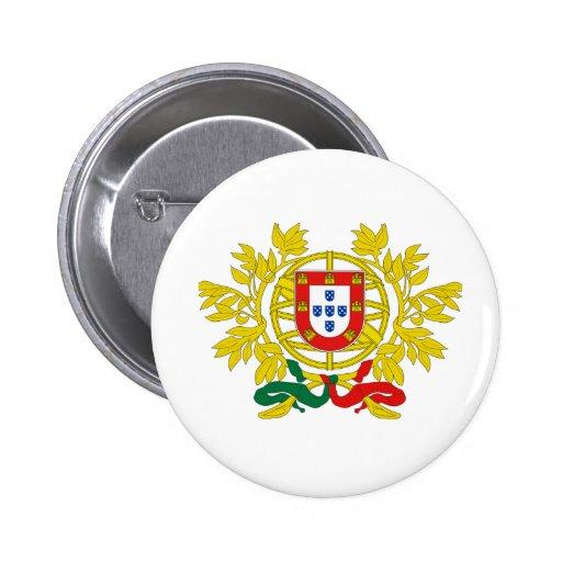 Brasão de Portugal Botons