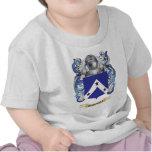 Brasão de Ruppert (crista da família) Camisetas