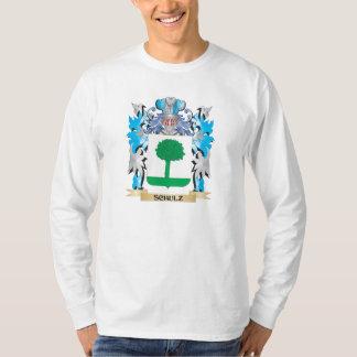 Brasão de Schulz - crista da família T-shirt