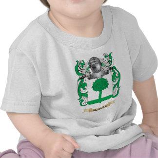 Brasão de Schulz crista da família Camiseta
