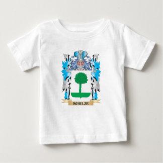 Brasão de Schulze - crista da família T-shirts