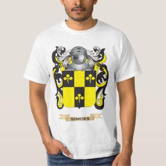 Brasão de Simoes (crista da família) T-shirt