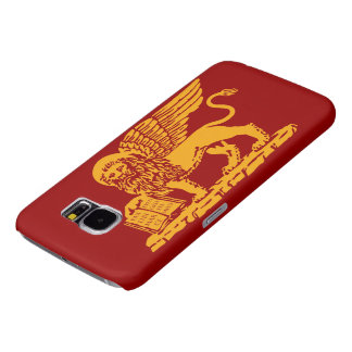 Brasão de Veneza Capa Para Samsung Galaxy S6