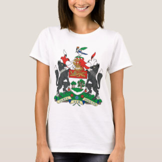 Brasão do príncipe Edward Ilha (Canadá) Camiseta