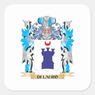 Brasão dos di-Lauro - crista da família