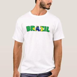 Brasil 001 camiseta