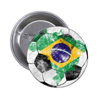 Brasil afligiu o futebol boton