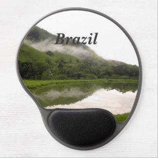 Brasil Mouse Pads De Gel