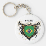 Brasil [personalize] chaveiro