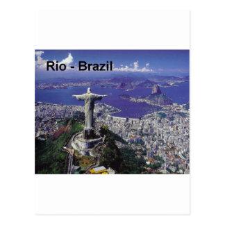 Brasil Rio de Janeiro (St.K.) Cartao Postal