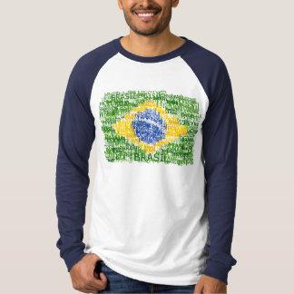 Brasil Textual Camiseta