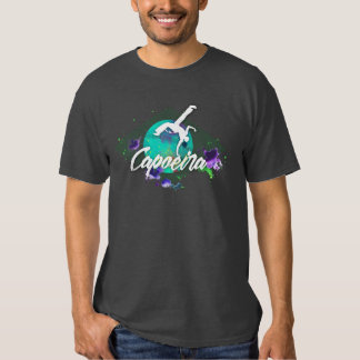 Brasileiro Capoeira T-shirts
