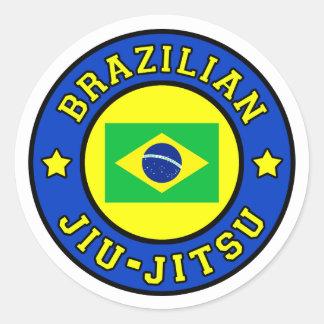 Brasileiro Jiu-Jitsu Adesivo
