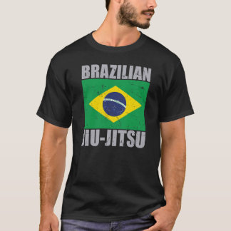 Brasileiro Jiu Jitsu Camiseta