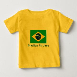 Brasileiro Jiu-Jitsu Camiseta Para Bebê